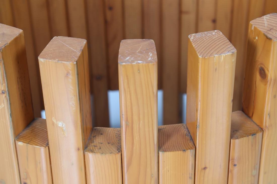 MANIFATTURA ITALIANA  Table base in Austrian pine, - 3