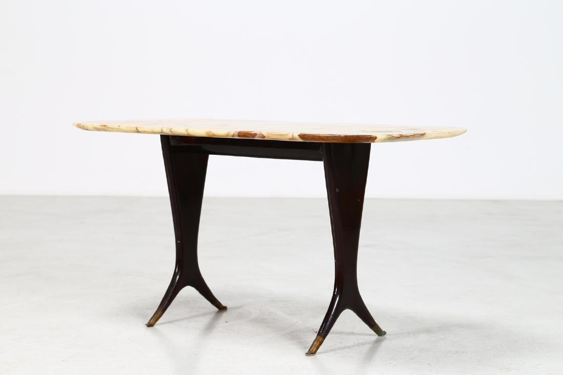 GUGLIELMO ULRICH Attributed. Small table. - 2