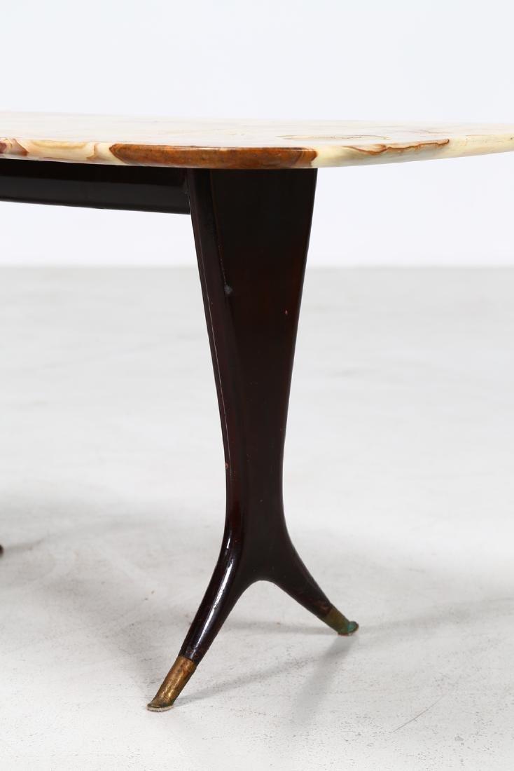 GUGLIELMO ULRICH Attributed. Small table. - 3