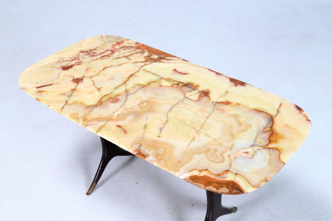 GUGLIELMO ULRICH Attributed. Small table. - 4