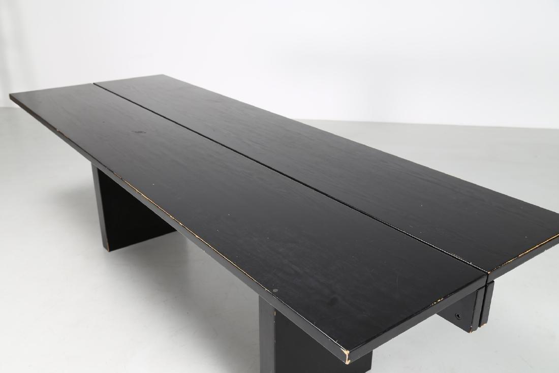 LOMAZZI, DE PAS & D'URBINO  Distinctive lacquered wood - 3