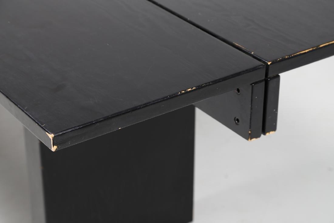 LOMAZZI, DE PAS & D'URBINO  Distinctive lacquered wood - 4