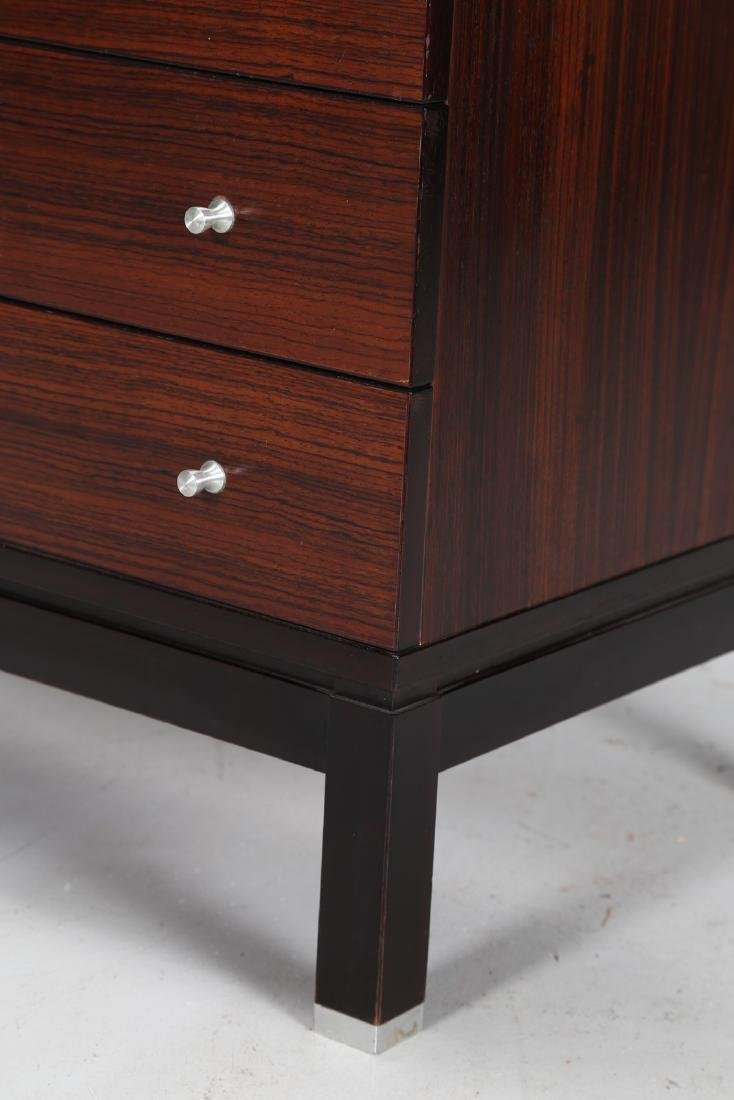 MIM  Chest of drawers in rosewood and metal, Mobili - 6
