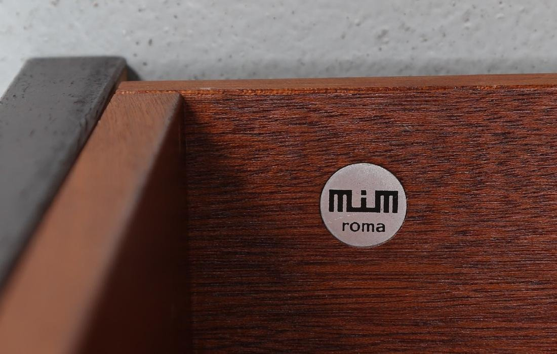 MIM  Chest of drawers in rosewood and metal, Mobili - 8