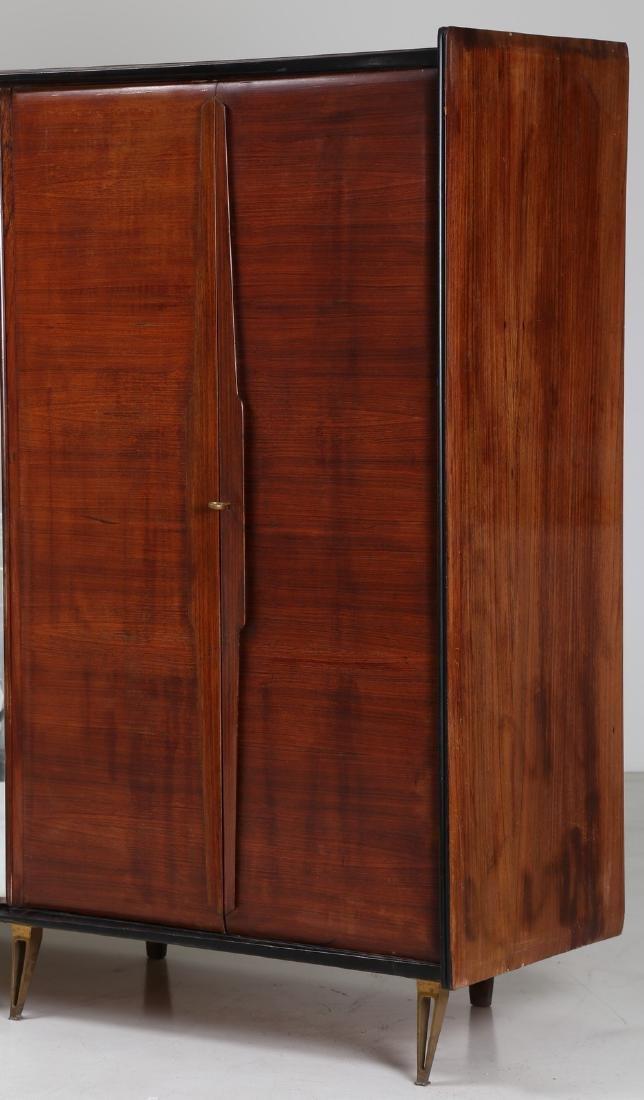 MANIFATTURA ITALIANA  Six-door mirrored wardrobe in - 9