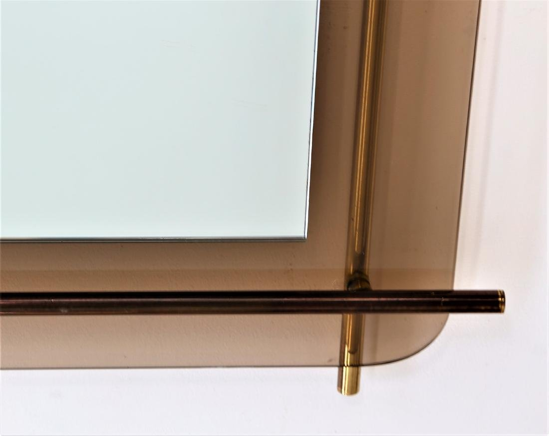 ZEVI INTERNATIONAL Console, mirror and coat rack. - 2