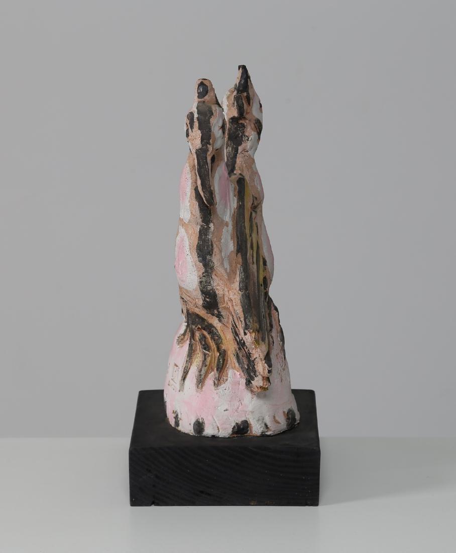 REMO BRINDISI Ceramic sculpture by Cesare Sartori from - 2