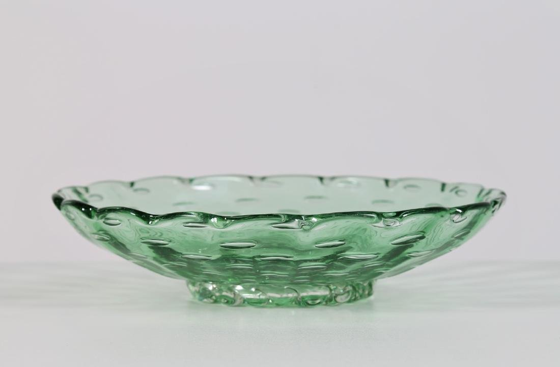 ERCOLE BAROVIER Barovier & Toso bowl in transparent - 2
