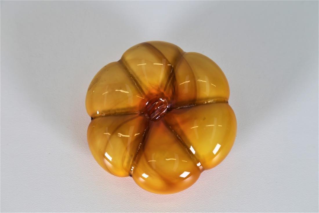 MANIFATTURA MURANO Glass lemon, tomato and aubergine - 2