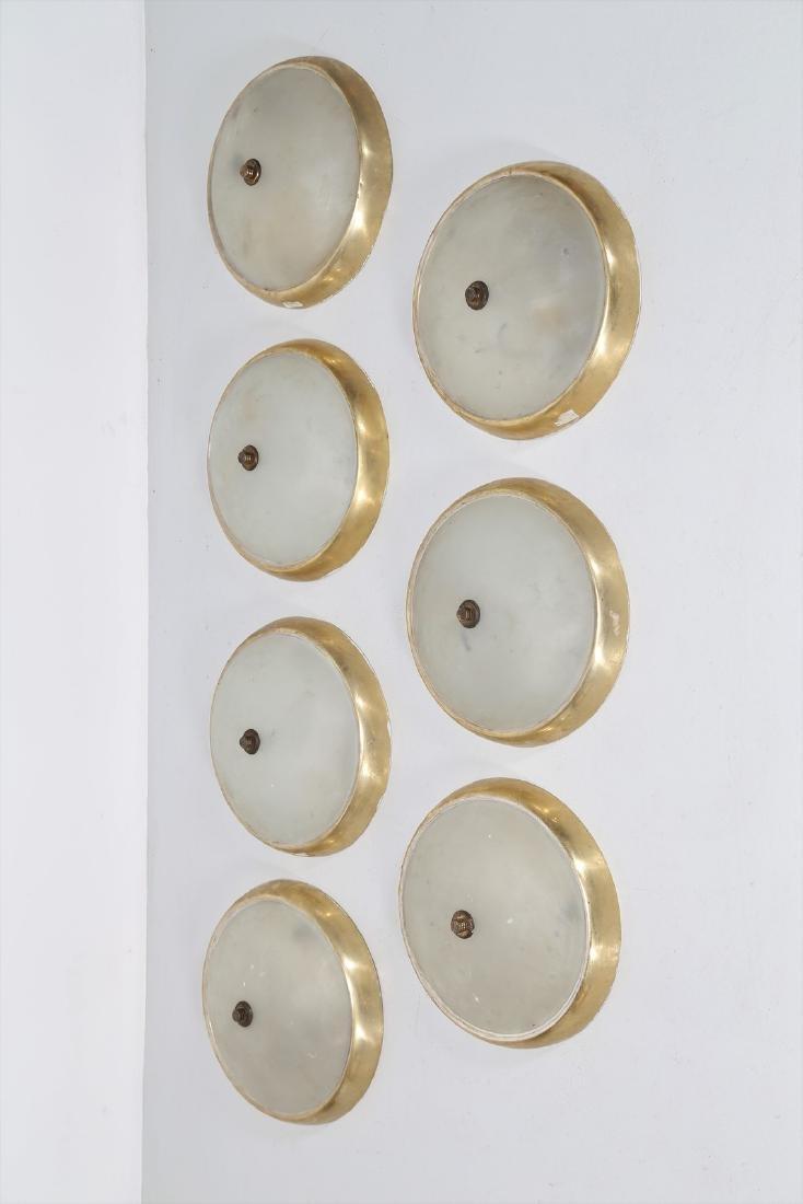 MANIFATTURA ITALIANA  Seven wall/ceiling lights in - 2
