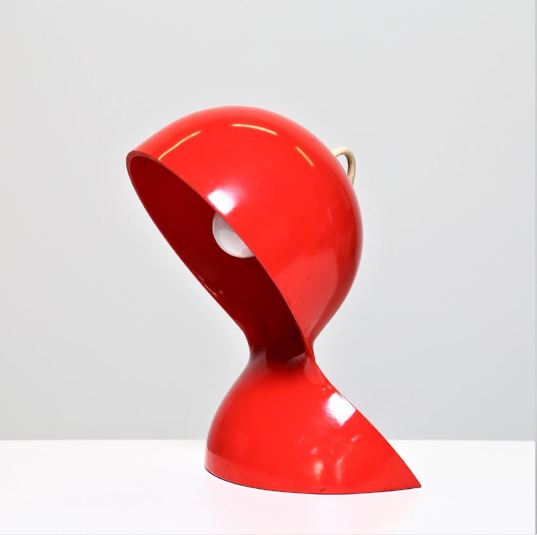 VICO MAGISTRETTI Table lamp, Dalù model by Artemis,