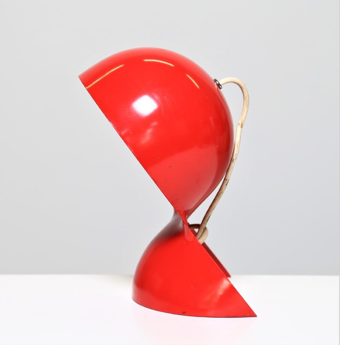 VICO MAGISTRETTI Table lamp, Dalù model by Artemis, - 2