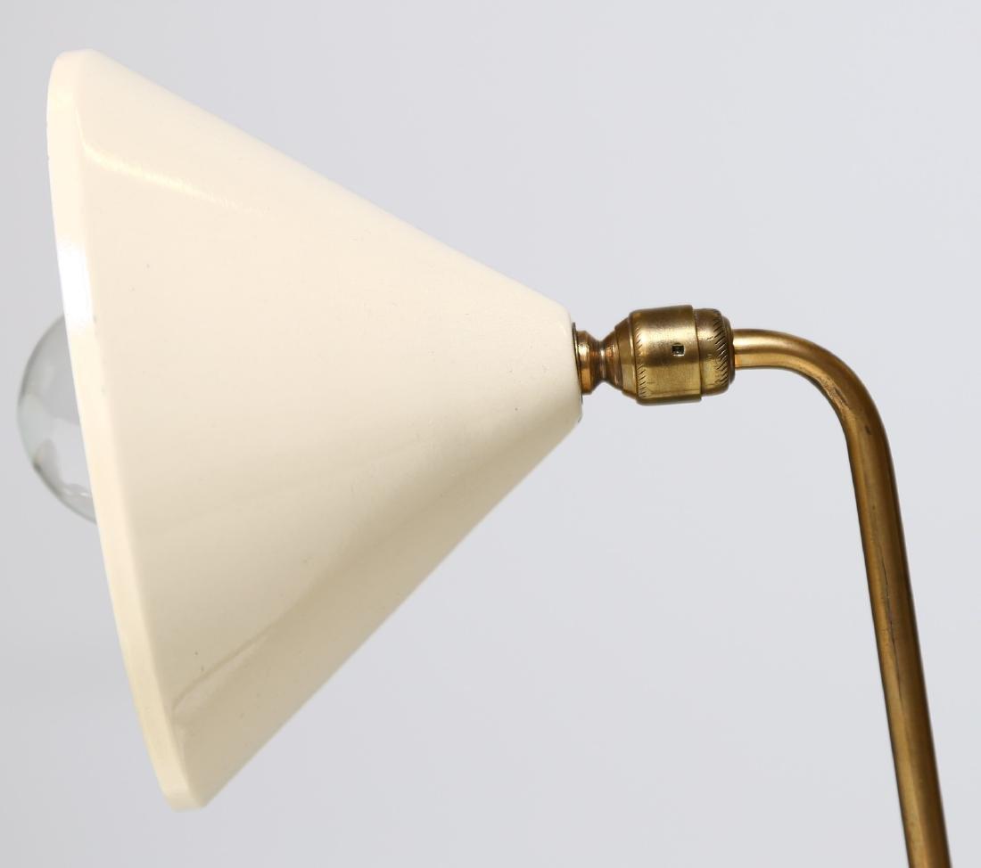 MANIFATTURA ITALIANA  Two table lamps, 1950s. - 4