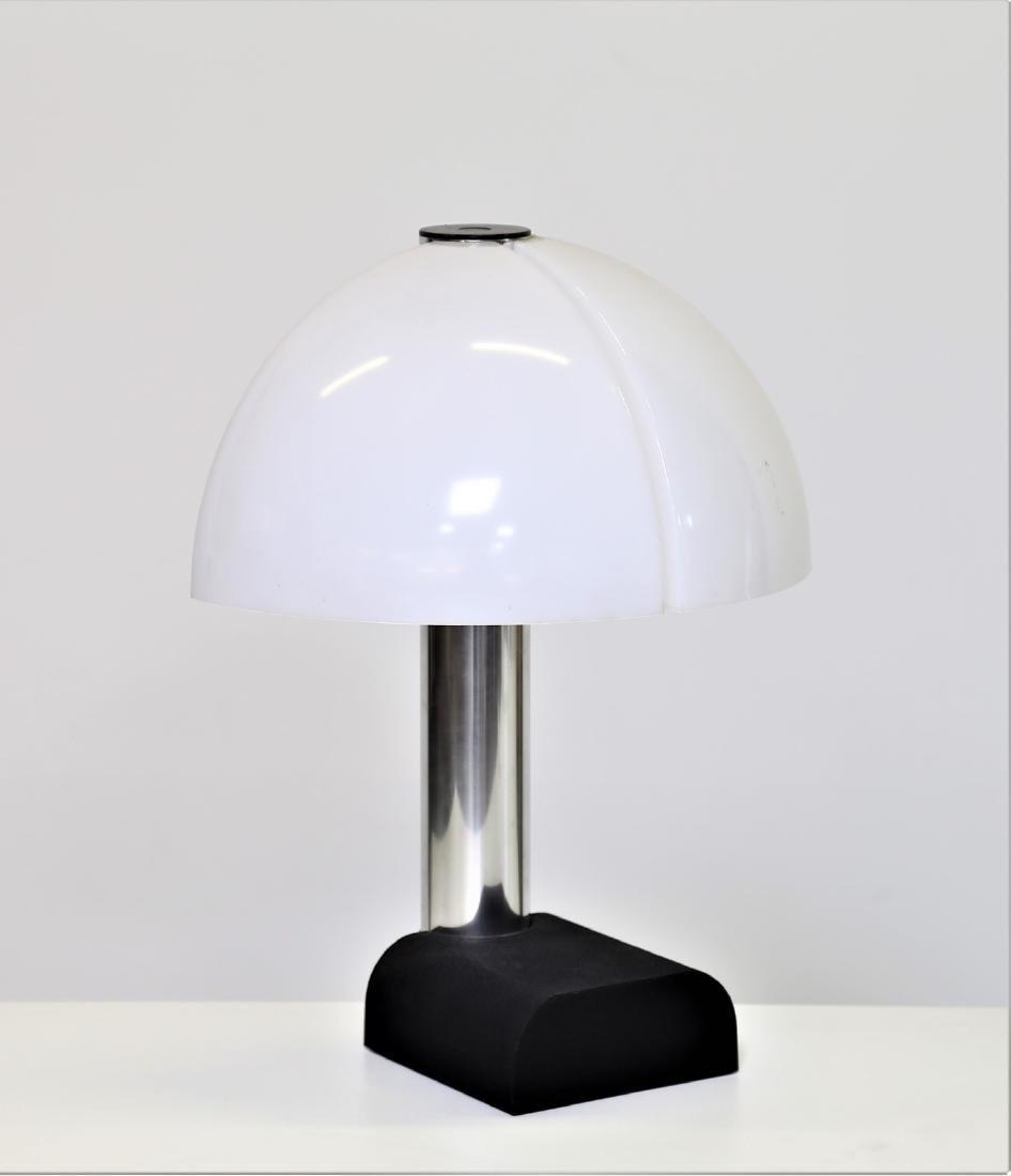 DANILO e CORRADO AROLDI Table lamp in lacquered metal