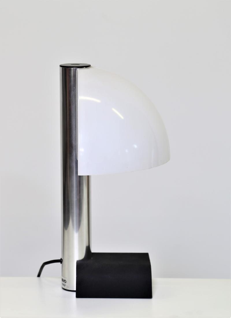 DANILO e CORRADO AROLDI Table lamp in lacquered metal - 2