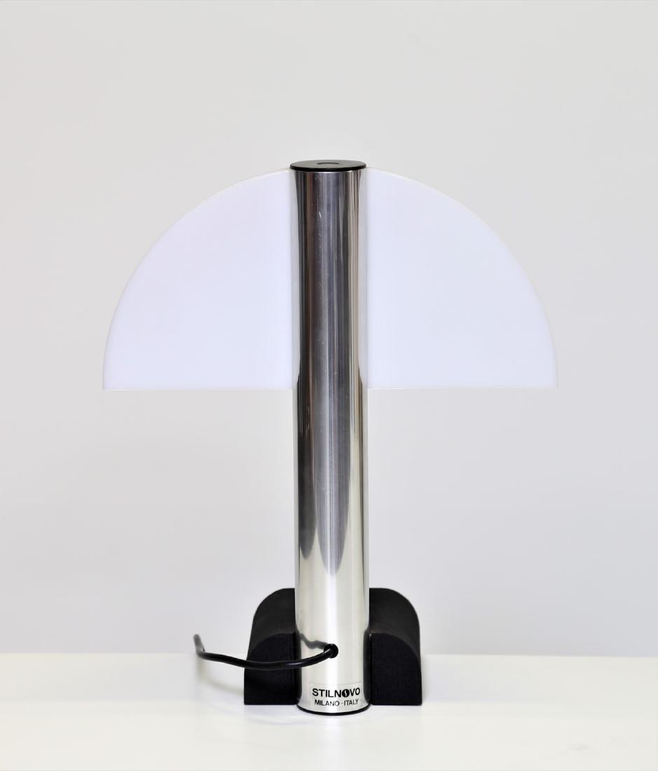 DANILO e CORRADO AROLDI Table lamp in lacquered metal - 3