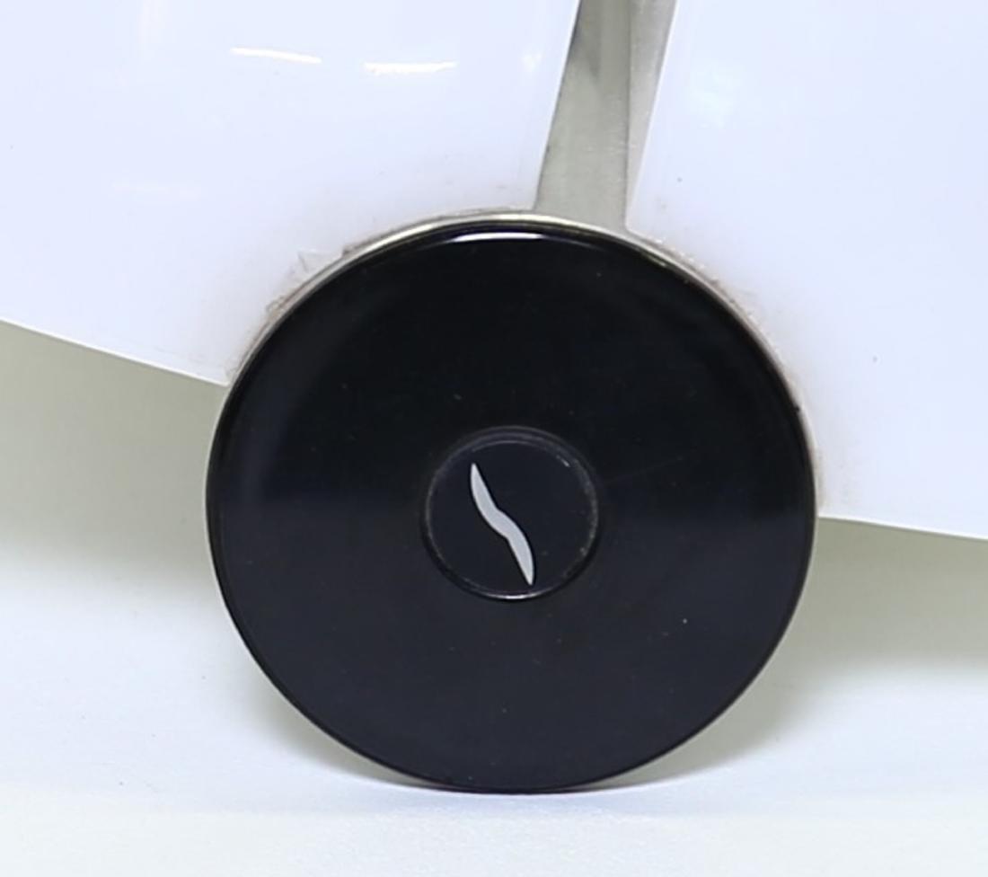 DANILO e CORRADO AROLDI Table lamp in lacquered metal - 5