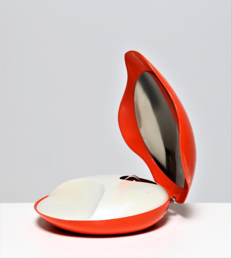 GAMMA 3 Plastic table lamp, 1970s.