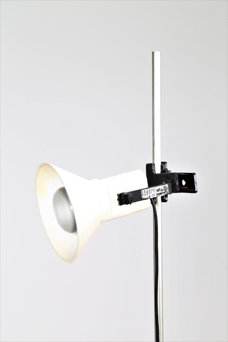 I GUZZINI Floor lamp in aluminium, marble and plastic, - 2