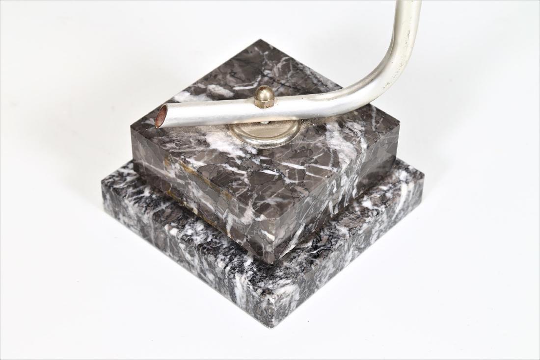 I GUZZINI Floor lamp in aluminium, marble and plastic, - 3