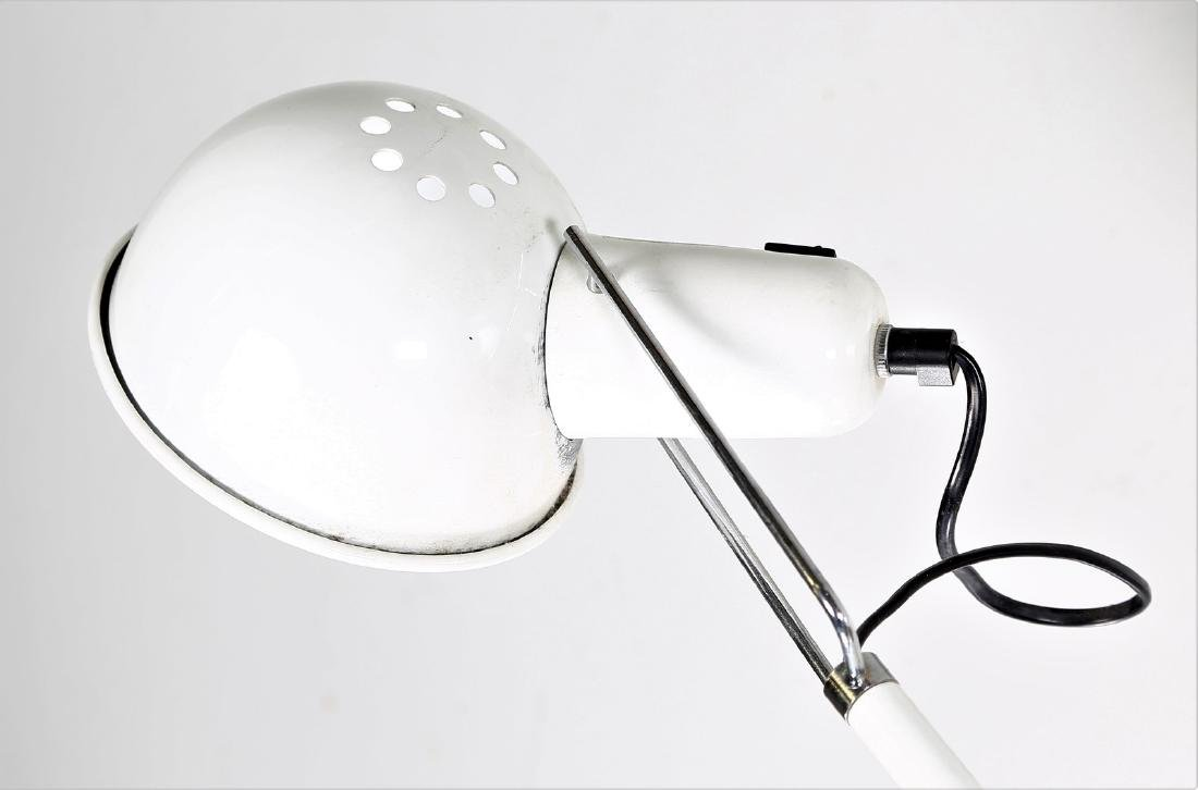 PAOLO RIZZATTO Wall lamp in lacquered metal, model 265 - 3