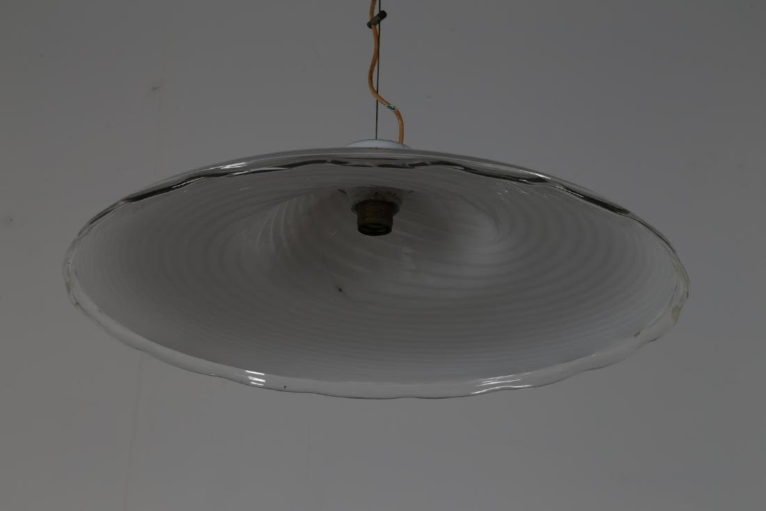 MANIFATTURA ITALIANA  Pendant light in glass and - 2