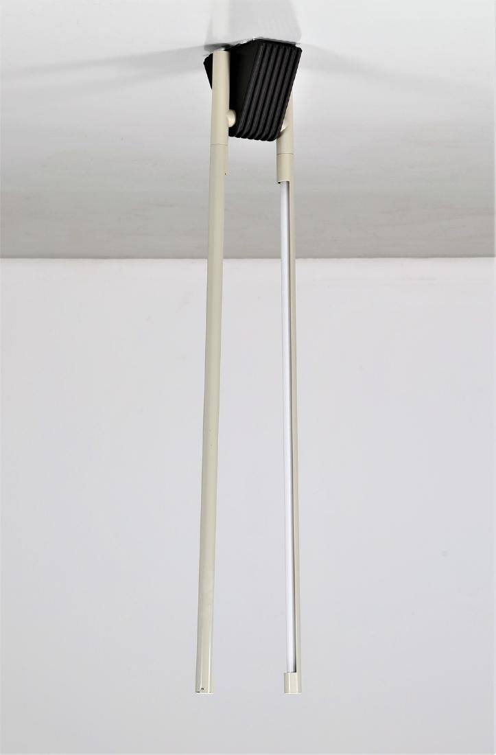 RODOLFO BONETTO Ceiling light in lacquered metal and