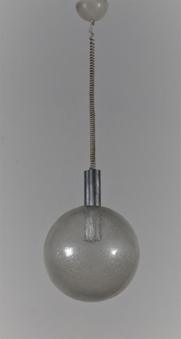AFRA & TOBIA SCARPA Pendant light, Bilobo model by