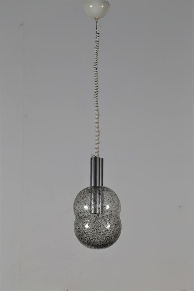 AFRA & TOBIA SCARPA Pendant light, Bilobo model by