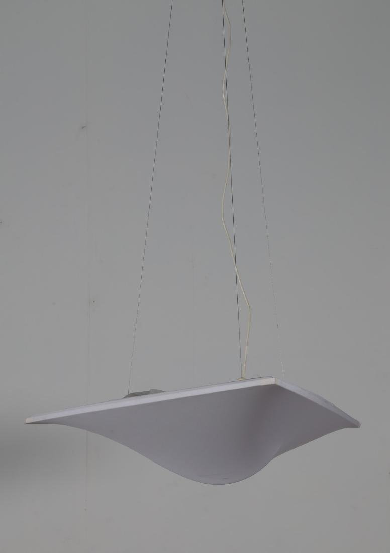 KAZUIDE TAKAHAMA Pendant light in plastic and textile,