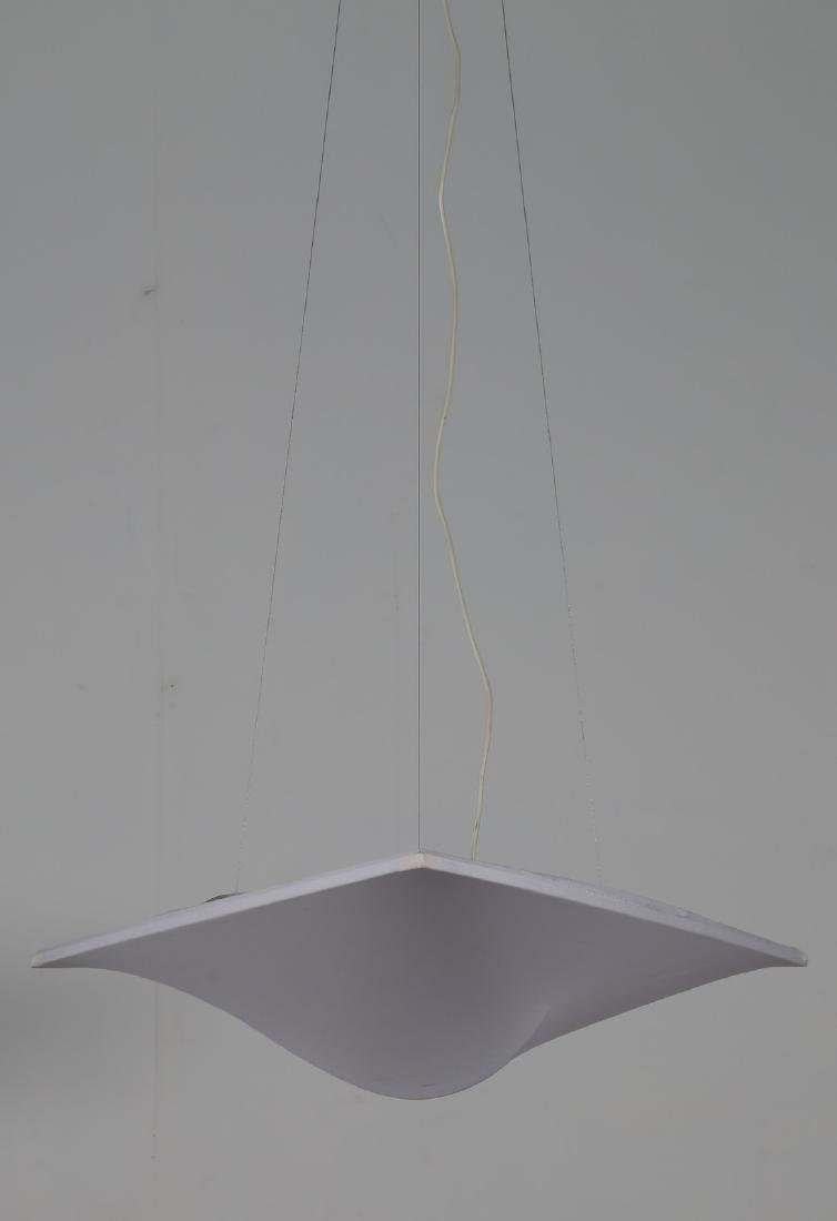 KAZUIDE TAKAHAMA Pendant light in plastic and textile, - 2