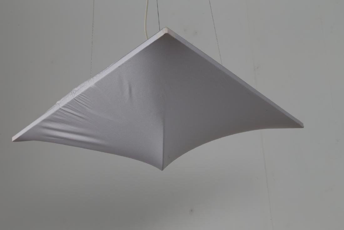 KAZUIDE TAKAHAMA Pendant light in plastic and textile, - 3