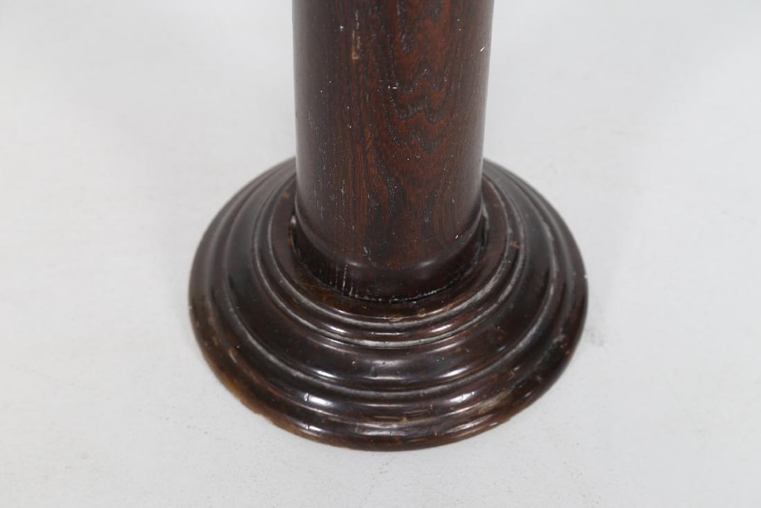 BONACINA 1889 Hat stand in wenge. - 3