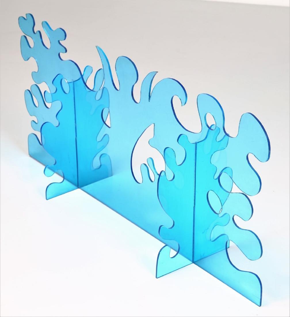 GINO MAROTTA Distinctive plexiglass sculpture, 1970s. - 4