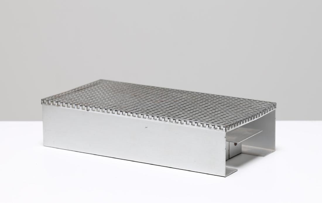 BRUNO MUNARI Metal container, for Danese Milano,