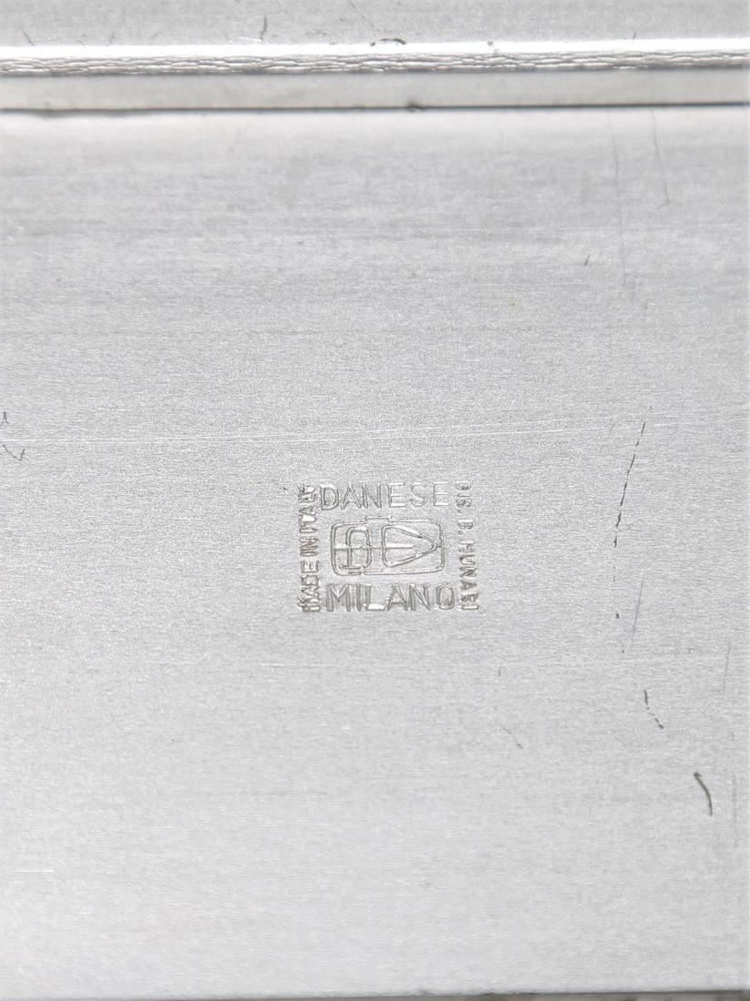 BRUNO MUNARI Metal container, for Danese Milano, - 3