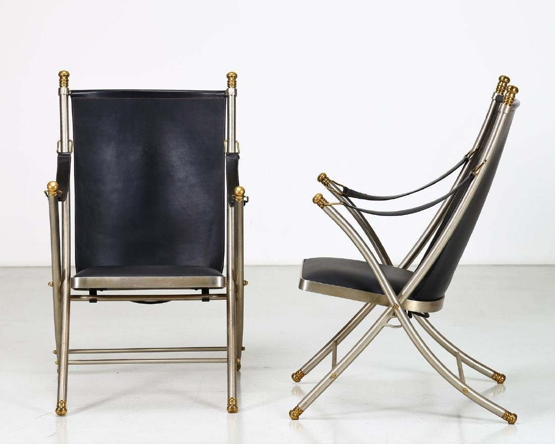 OTTO PARZINGER Pair of armchairs. - 7