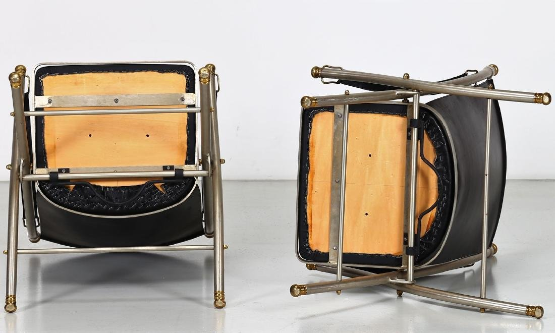 OTTO PARZINGER Pair of armchairs. - 8
