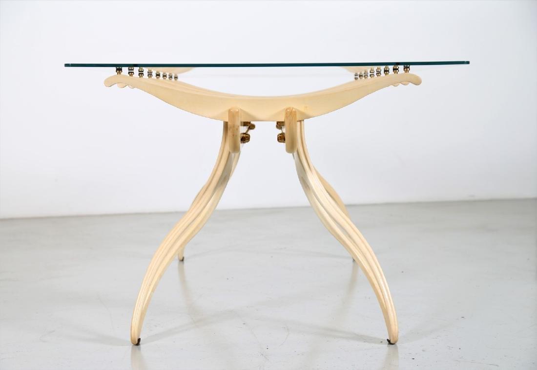CAMPO & GRAFFI  Replica, Millepiedi table, replica 1 of - 2