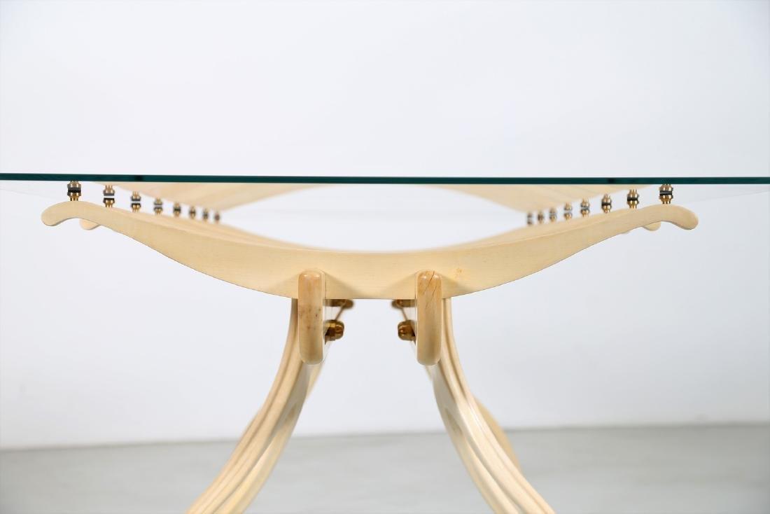CAMPO & GRAFFI  Replica, Millepiedi table, replica 1 of - 5