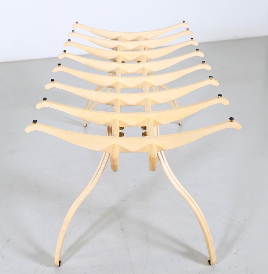 CAMPO & GRAFFI  Replica, Millepiedi table, replica 1 of - 7