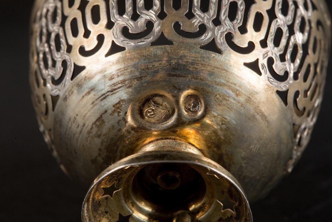 Arte Islamica  Twelve zarfs in European porcelain and - 6