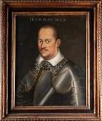ARTISTA DEL XVII SECOLO Portrait of Giovanni De