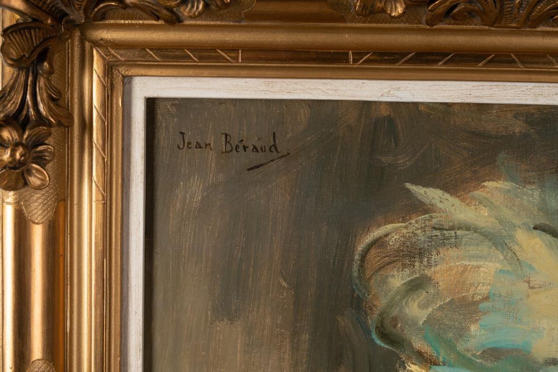 JEAN BERAUD Portrait of woman. . - 2