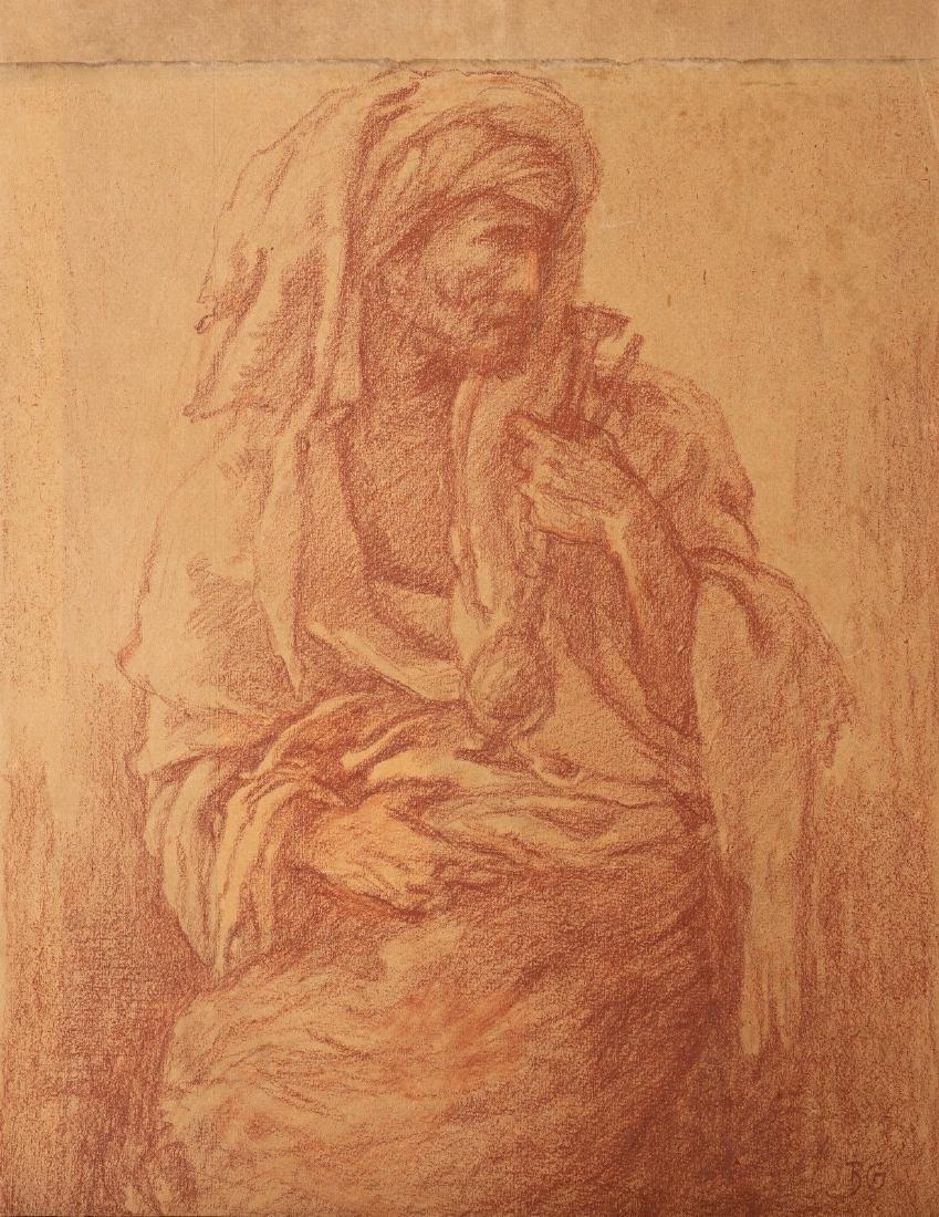 BORIS GEORGIEV Portrait of Dalit. .