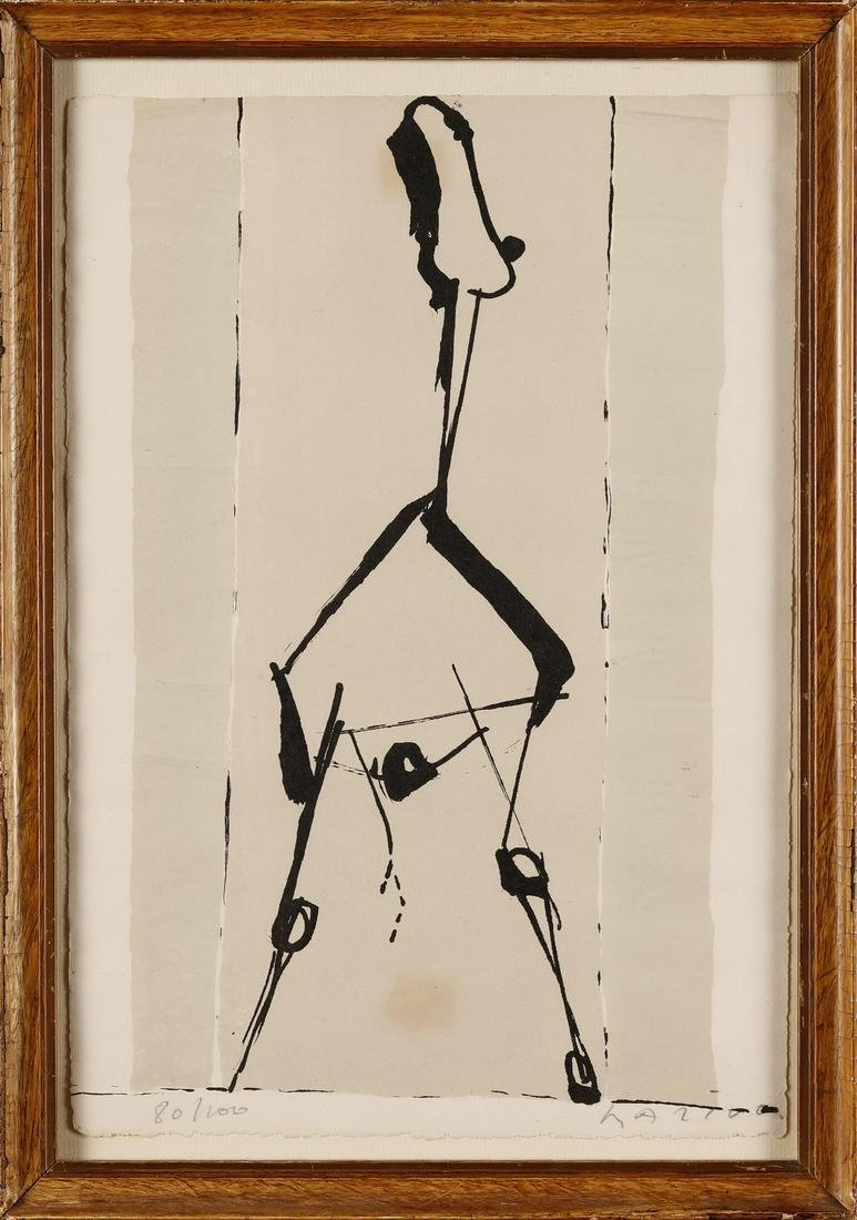 MARINO MARINI Untitled.