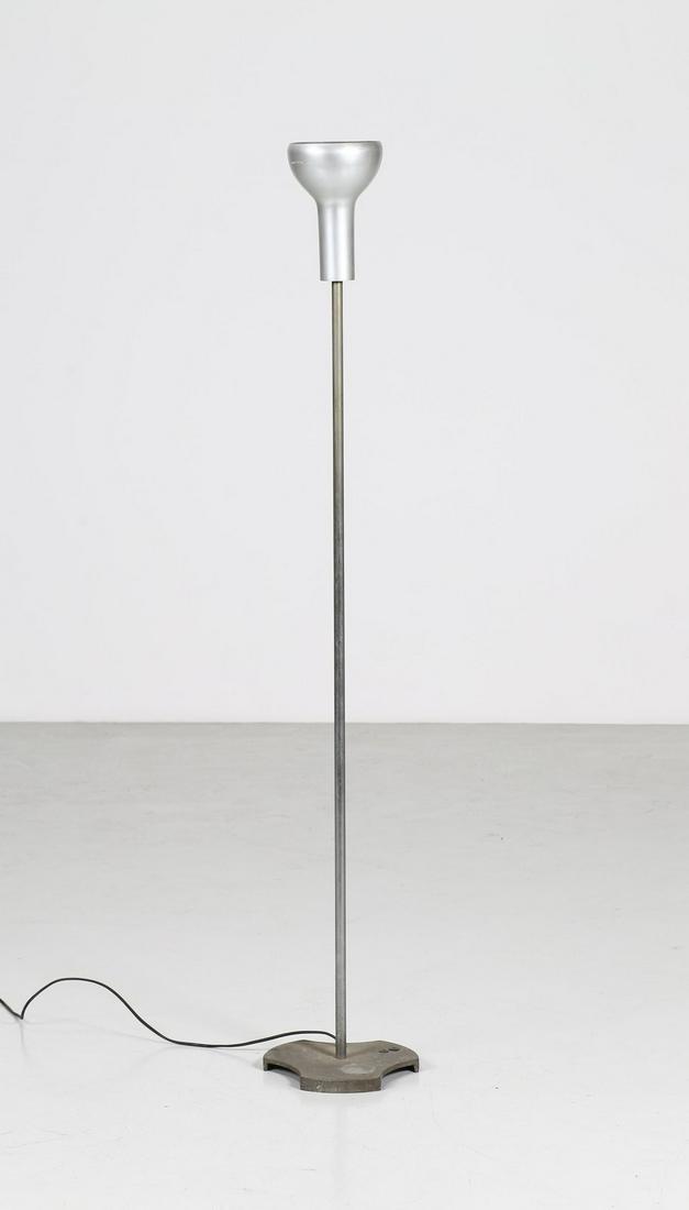 GINO SARFATTI Attributed to. Floor lamp .