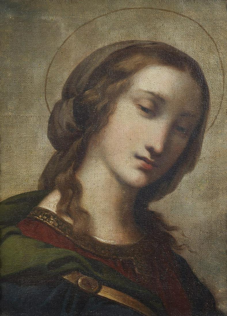 ARTISTA TOSCANO DEL XVII SECOLO  Saint.