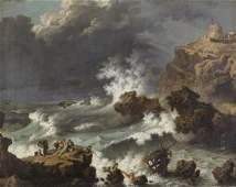 PHILIP JAMES DE LOUTHERBOURG Shipwreck