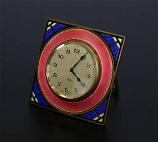 ANONIMO Travel clock